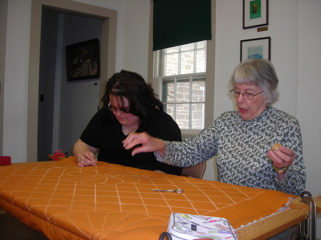 Amana Arts Guild Quilting iowa art classes workshops