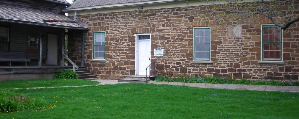 Amana Arts Guild building in Amana Colonies